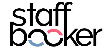logo staffbooker